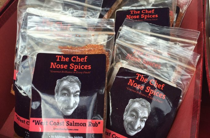 The Chef Nose Spices