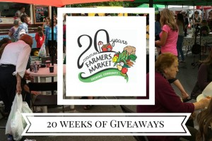 20 Weeks of Giveaways