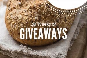Week 4: Gesundheit Bakery Giveaway