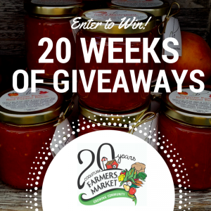 Culinary Blossom Giveaway