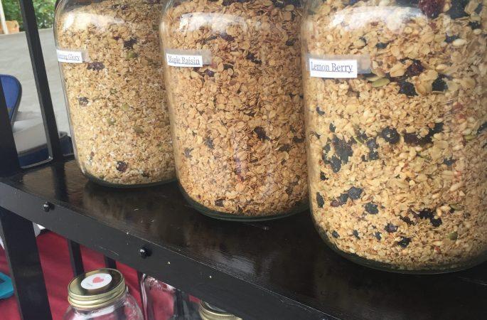 Livi & K Gourmet Granola
