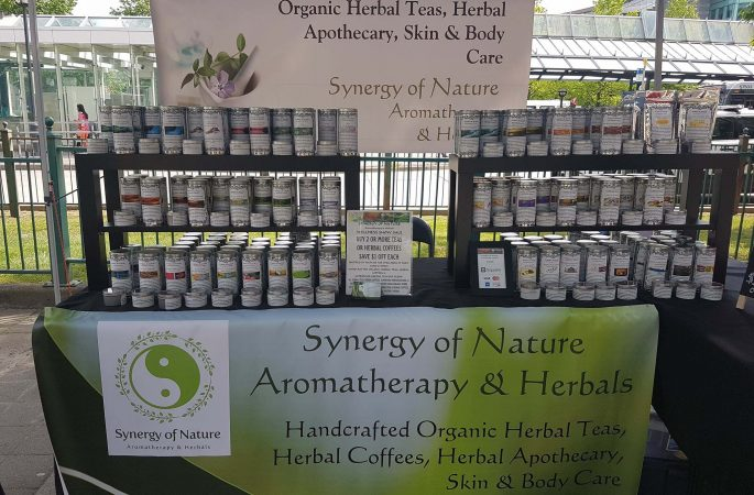 Synergy of Nature Aromatherapy & Herbals