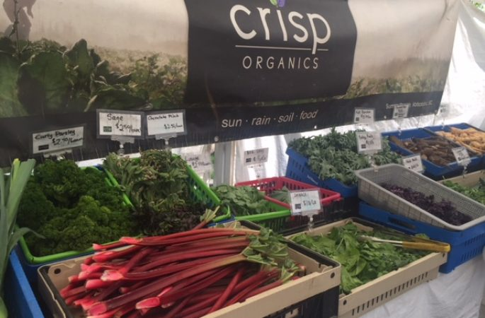 Crisp Organics Ltd