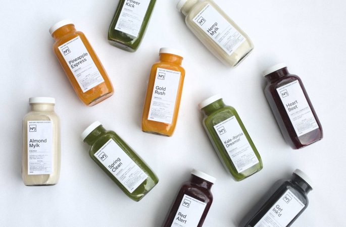Nature Pressed Juicery