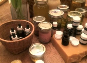Herbal Salve Making