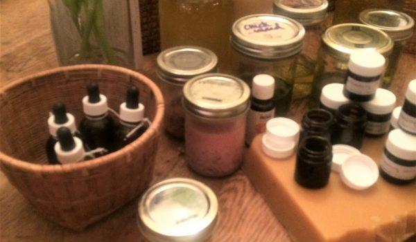 Herbal Salve Making