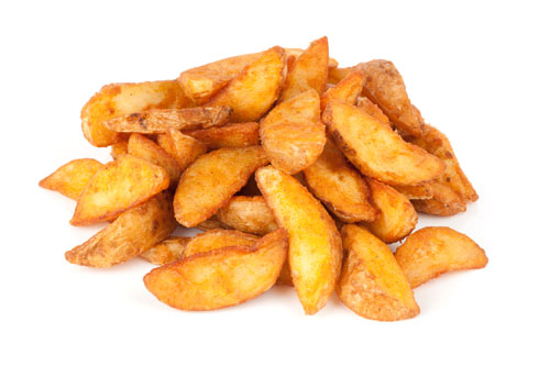 Potato Wedges Coquitlam