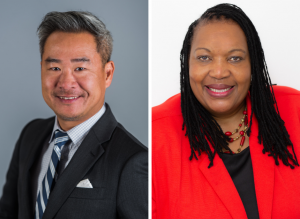 Coffee with Councillors – Steve Kim and Trish Mandewo