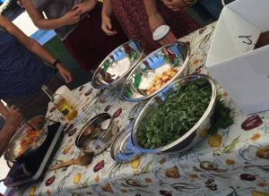 Vegetarian Indian Cooking Workshop