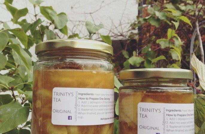 Trinity's Tea Creations