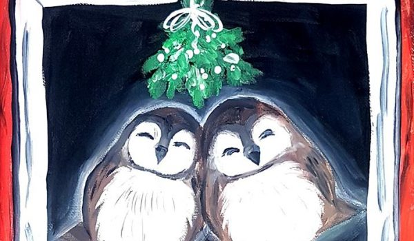Paint the Barn Owls – Christmas Market Workshop