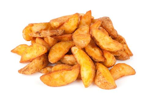 Potato Wedges Coquitlam